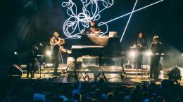 Video: Carl Craig's Synthetizer Ensemble live at FunkhausBerlin