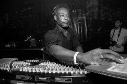 Escucha en el nuevo Mix de A Guy Called Gerald para RinseFM