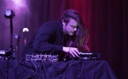 Escucha el new Mix de Tsuruda paraXLR8R