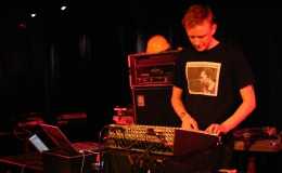 """Escucha el new track """"Raajat"""" de Vladislav Delay vía CosmoRhythmatic"""